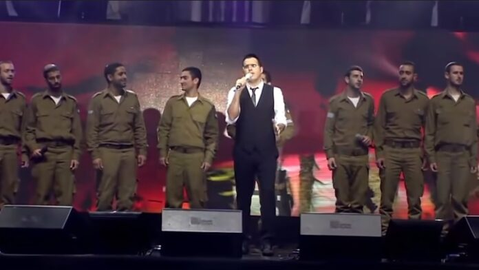 Mi Sheberach - Yaakov Shwekey