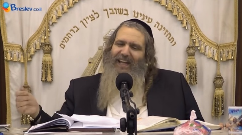 Gracias HaShem - Rabino Shalom Arush