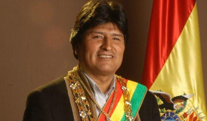 Al excelentísimo señor presidente de Bolivia