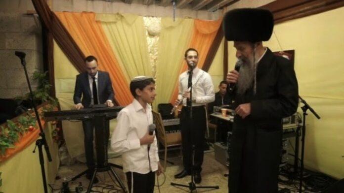 Shema Beni - Mordechai Ben David & Uziya Tzadok