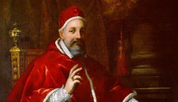 Hoy en la historia judía: Dos niños judíos son bautizados por la fuerza y el Papa Urbano VIII es su padrino
