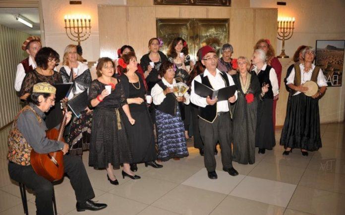 Música sefardí: Pesaj a la mano
