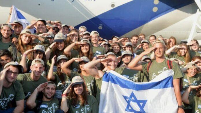 Crece el número de voluntarios extranjeros que se unen al Ejército de Israel