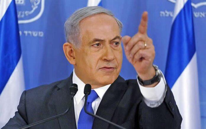 Netanyahu subraya la hipocresía del ''mundo'' por no condenar los cohetes de Gaza