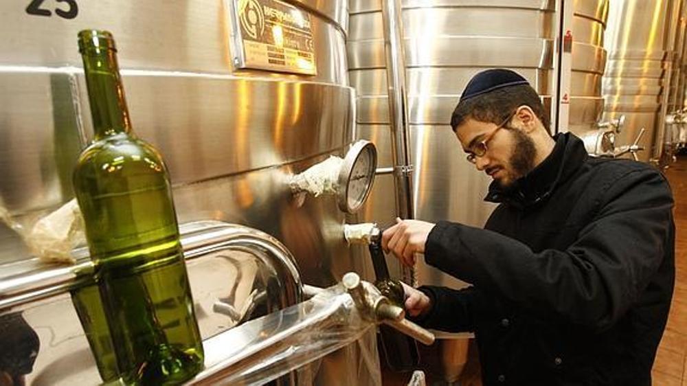 Producción de vino Kosher