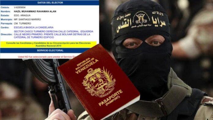 Detienen terrorista sirio en Londres con pasaporte venezolano