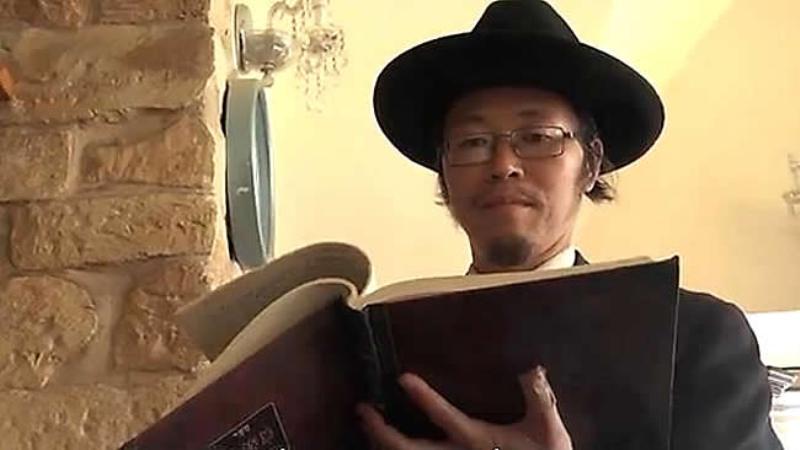 Chai, el chino judío jasídico 1