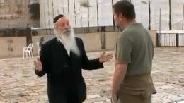 Rabino responde a cristiano