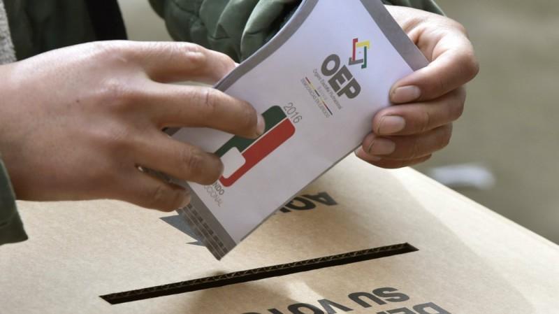 La comunidad judía en Bolivia votó casi en un cien por ciento y espera lo mejor para su país 1