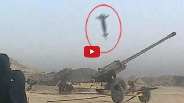 Impresionante ataque aéreo estadounidense sobre ISIS