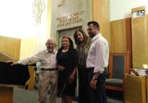 Latinos regresan a sus raíces judías sefardíes