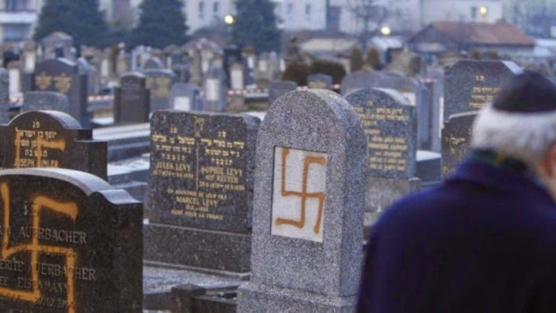Judíos franceses que huyen de su país debido a la alta tasa de antisemitismo