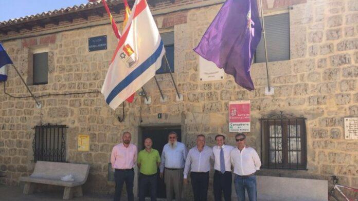 La Comunidad Judía de Madrid apoyará los proyectos de Castrillo Mota de Judíos