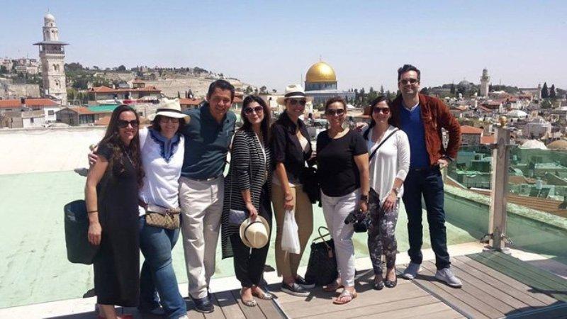 Latinos con ascendencia judía