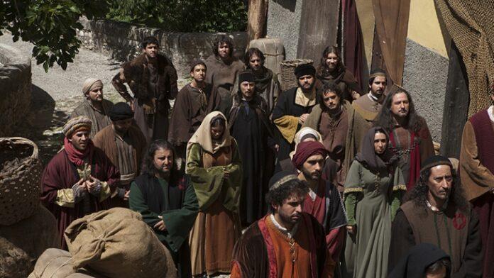 Los judíos de España en 1492