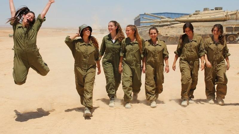 mujeres israelíes