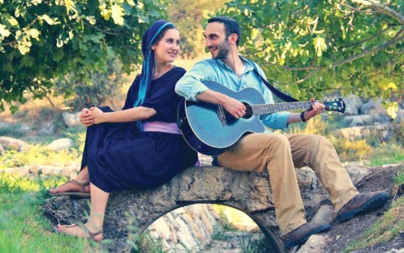 Increíble cada canción de la pareja israelí Yonina