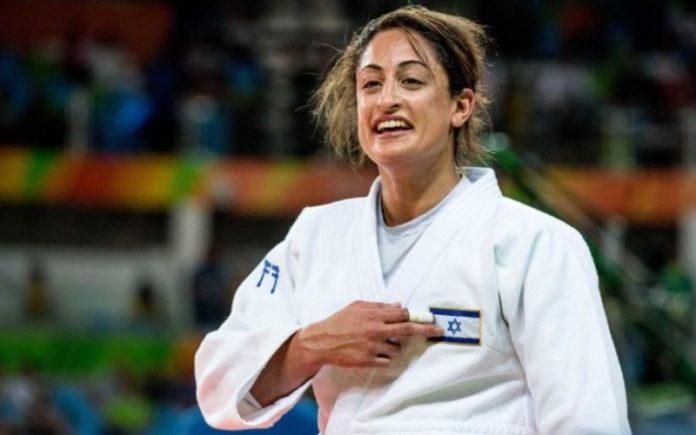 Israel gana la primera medalla olímpica desde 2008