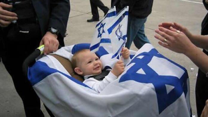 Los nombres más populares en Israel en el 5776 fueron Tamar y Mohammed