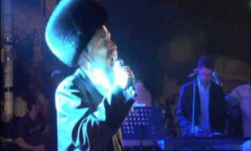 Sucot en Hebron - Mordechai Ben David