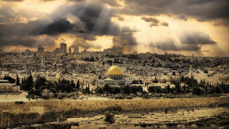 Jerusalén en la línea del tiempo
