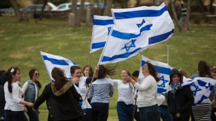 Los israelíes, creyentes y felices