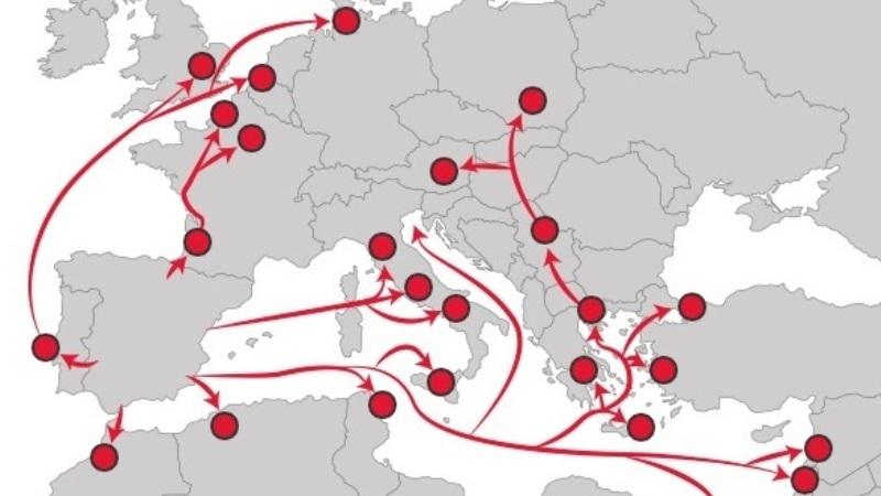 diáspora de los judíos españoles