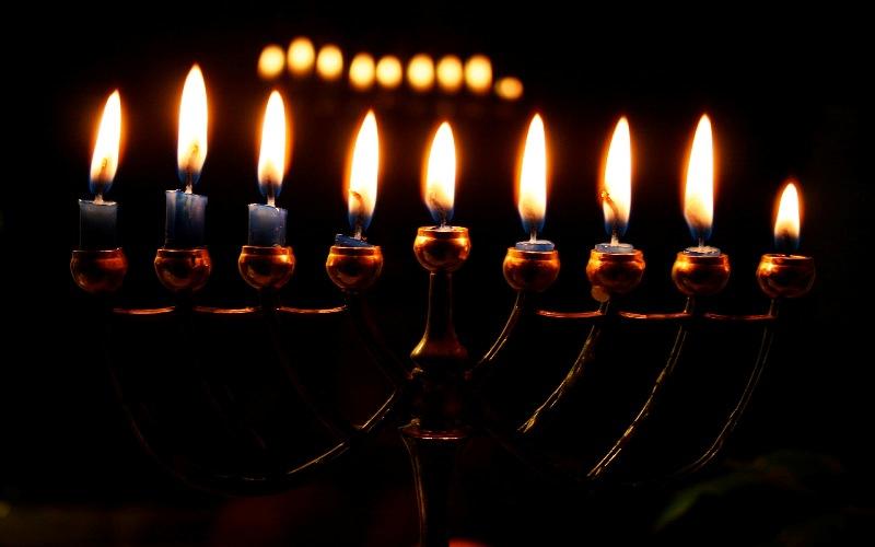 Las velas de Janucá nos ayudan a alcanzar nuestro propio crecimiento espiritual