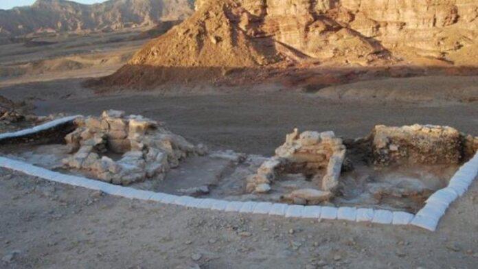 Hallan ruinas defensivas de las minas del Rey Salomón