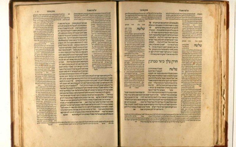 Historia del Talmud