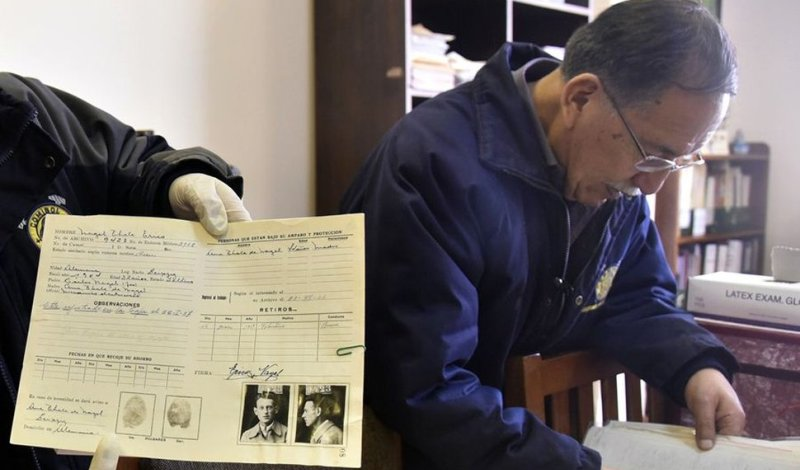 """El Schindler de Bolivia"" que salvó a miles de judíos"