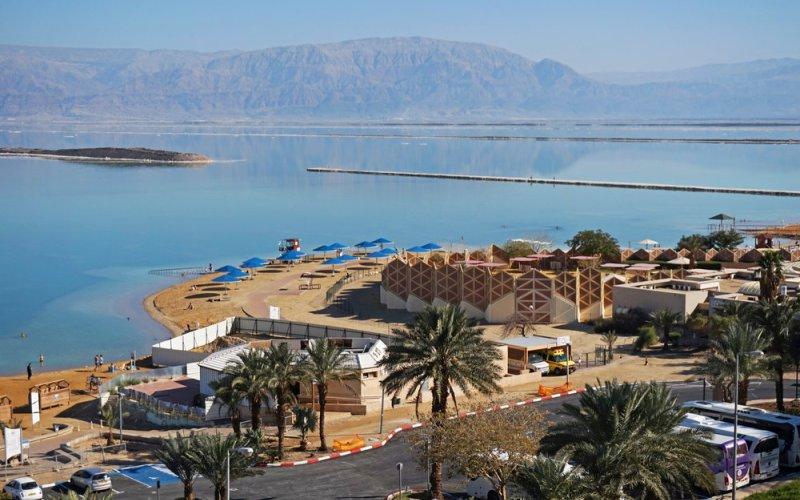 playas del Mar Muerto
