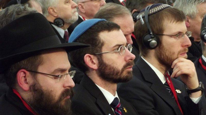 El 10% de los europeos no quieren judíos en sus países
