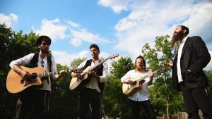 """Baruch Hashem"" el tema musical que nos trae Zusha & Pumpidisa junto a Matt Dubb."