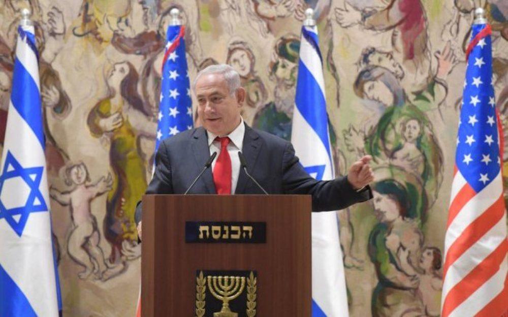 """Netanyahu promete nunca más """"desarraigar"""" los asentamientos 1"""