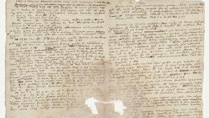 La Biblioteca Nacional de Israel lanza un archivo digital manuscrito