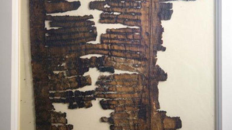 rollo del mar Muerto
