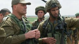 Israel actúa con firmeza
