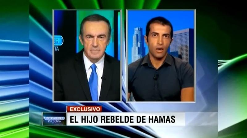 """Oppenheimer presenta: """"El hijo rebelde de Hamás"""""""