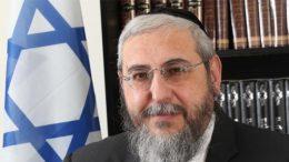 Rabino Haim Amsalem