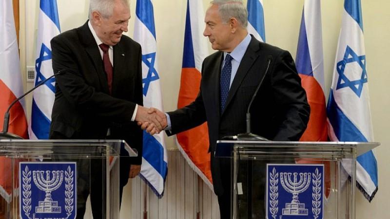 República Checa trasladara su embajada a Jerusalén