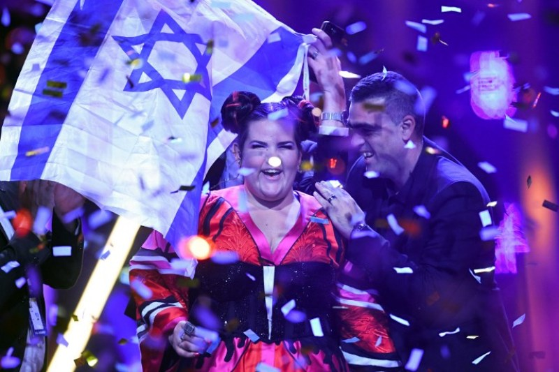 La israelí Netta Barzilai gana el concurso de Eurovisión 2018