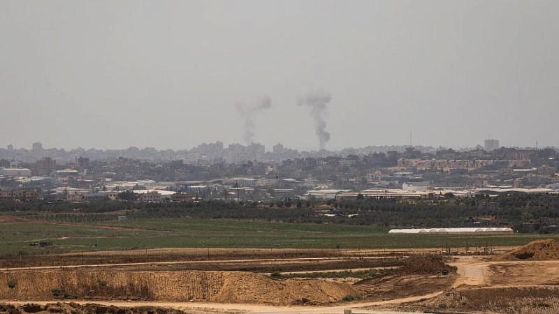 """Las FDI ataca 35 """"sitios de terroristas"""" de Hamas en Gaza"""
