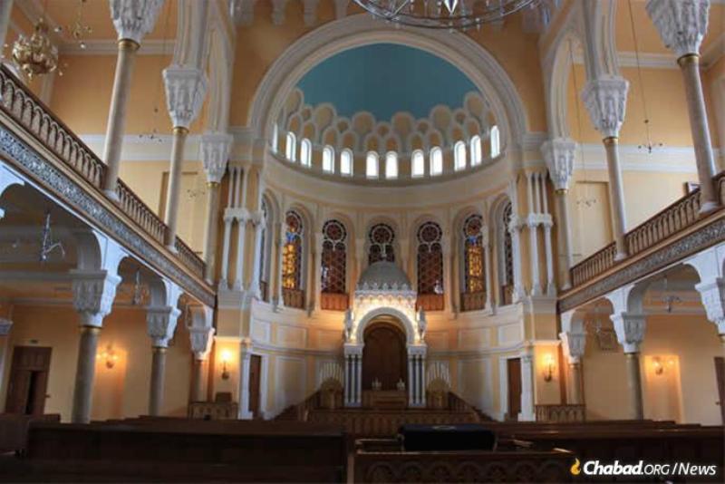 Las comunidades judías de Rusia abren sus puertas a los visitantes judíos a la copa Mundial 1