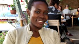 primera rabina de Uganda