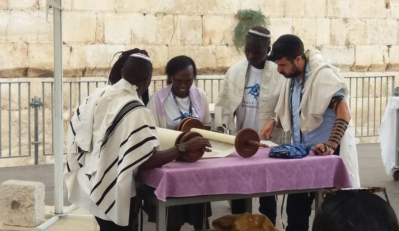 judíos ugandeses