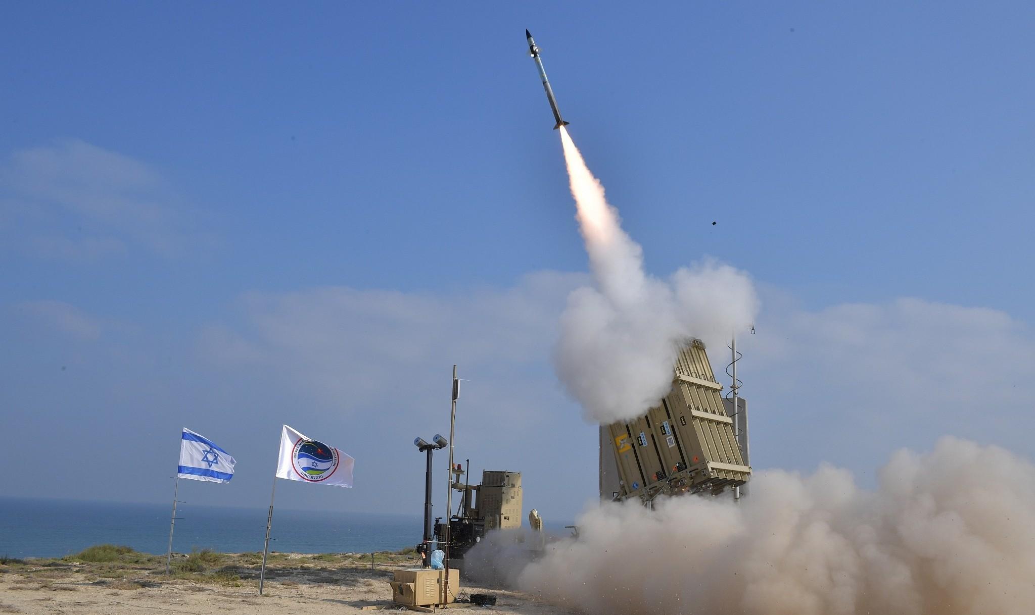 Israel está desarrollando misiles