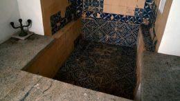 baño medieval