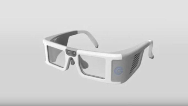 Israel desarrolla gafas digitales que ofrecen una esperanza para los discapacitados visuales