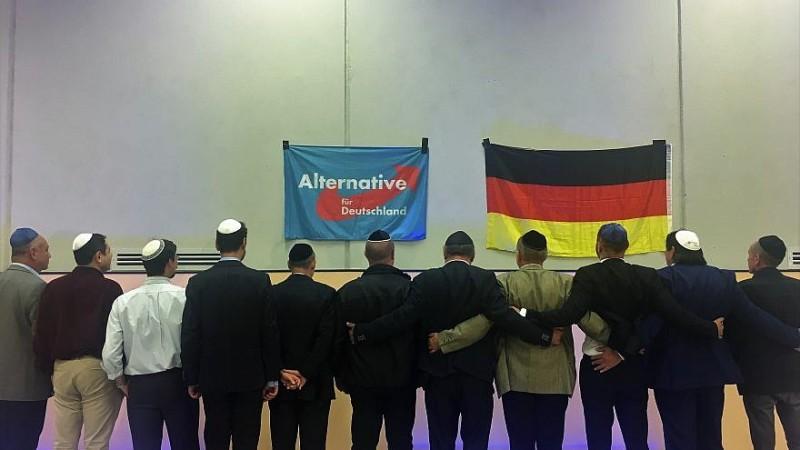 judíos de la extrema derecha